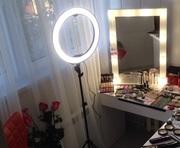 Кольцевая лампа LED (светодиодная) для индустрии красоты